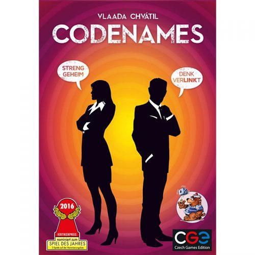 Codenames - Cover
