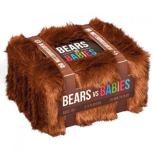 Bears vs. Babies flauschige Schachtel