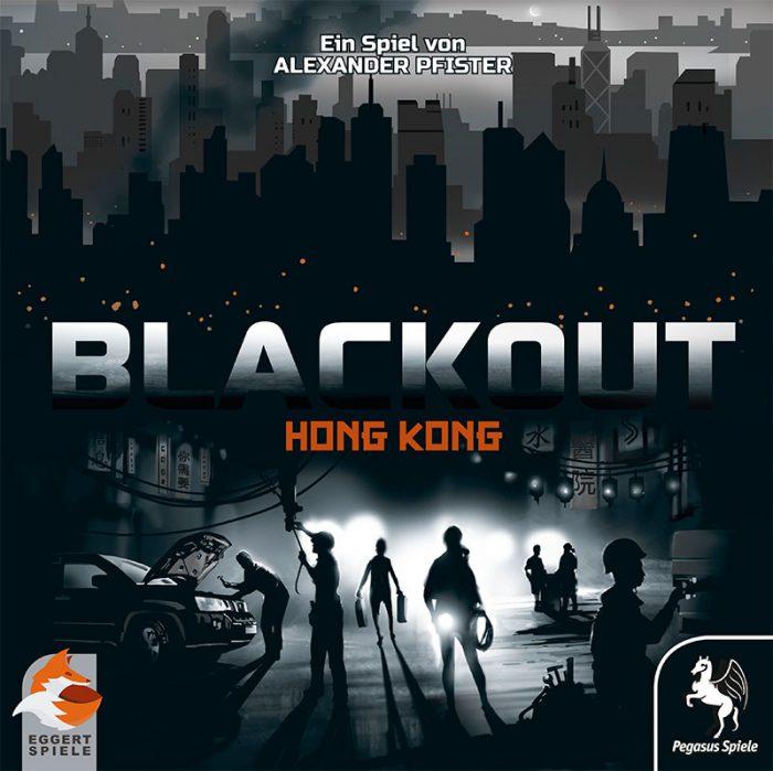 Blackout Schachtelcover
