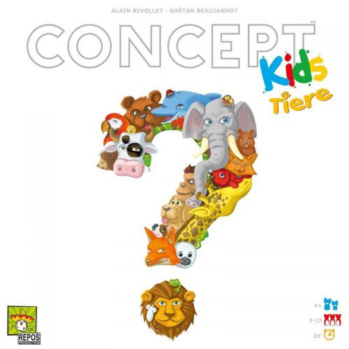 Schachtel Concept Kids: Tiere