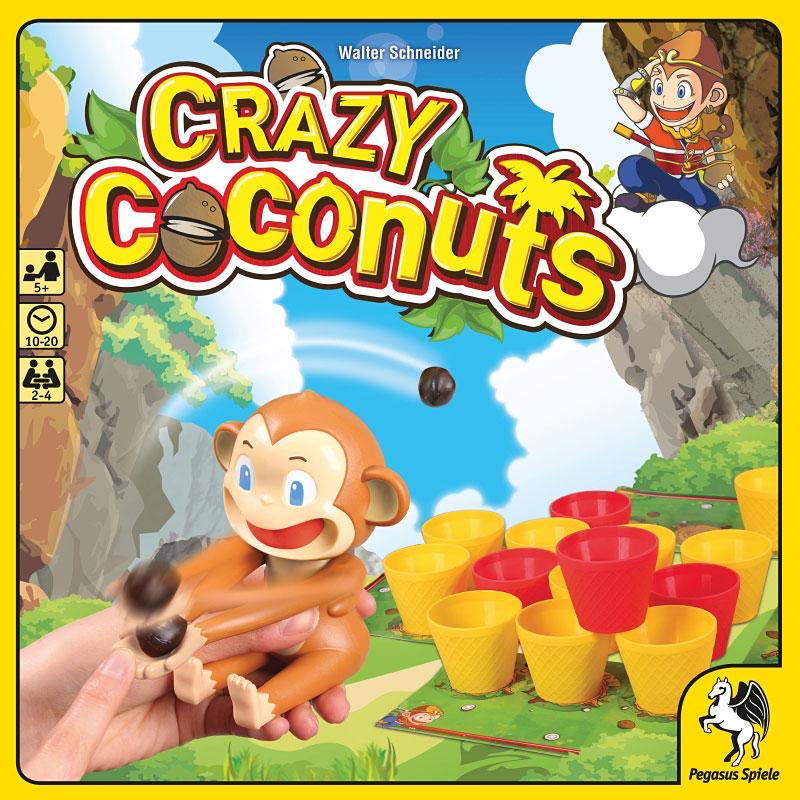 Crazy Coconuts Schachtel