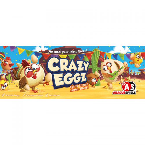 Cover zu Crazy Eggz