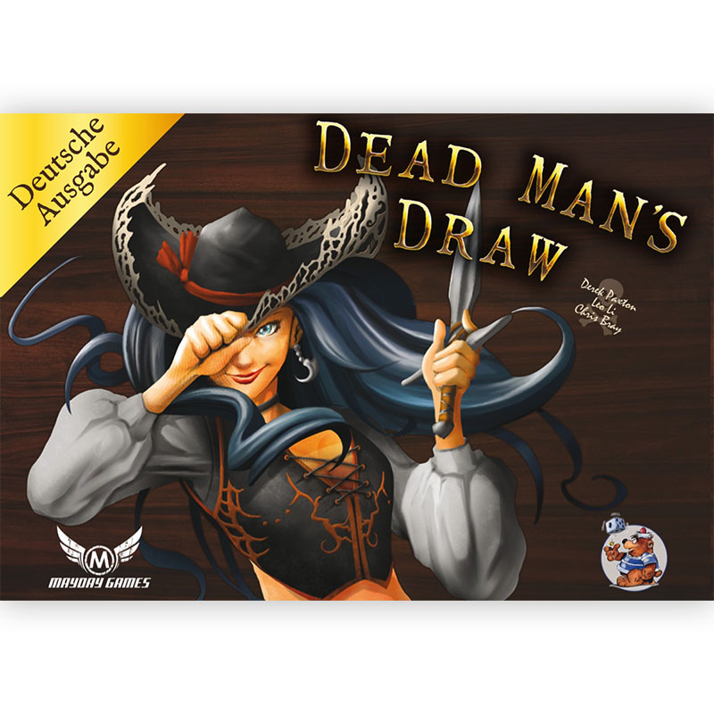 Cover von Dead Man's Draw