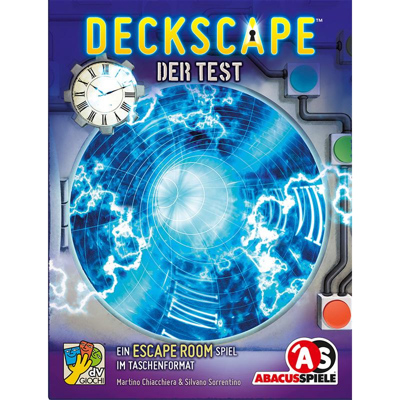Deckscape - Der Test