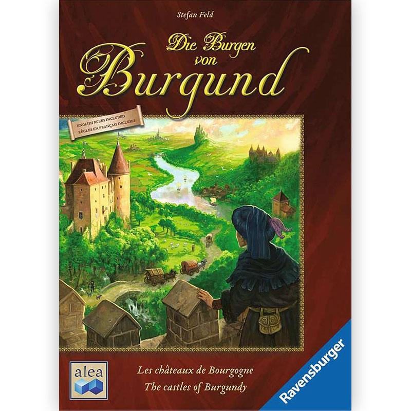 Die Burgen von Burgund Cover