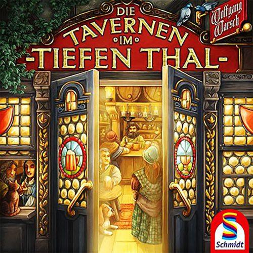 Die Tavernen vom Tiefen Thal Schachtel