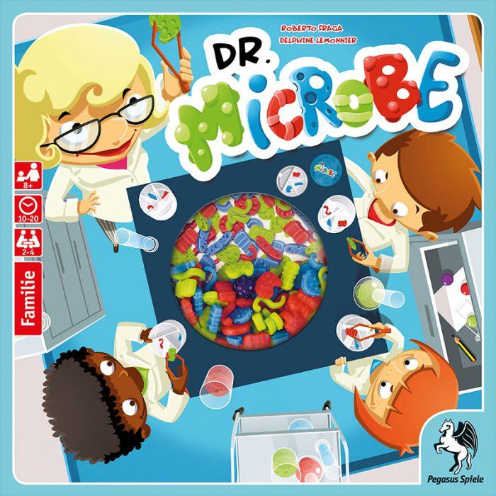 Schachtel von Dr. Microbe