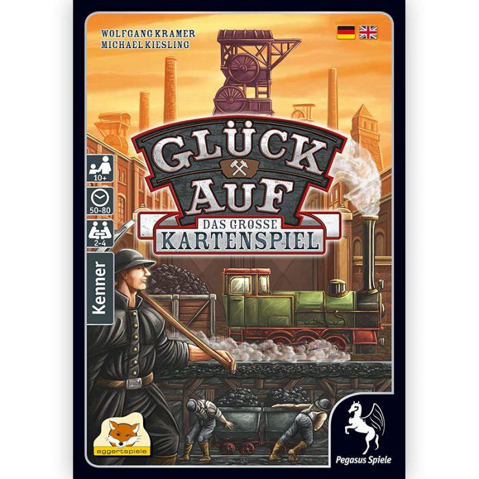 Glück Auf Kartenspiel Cover