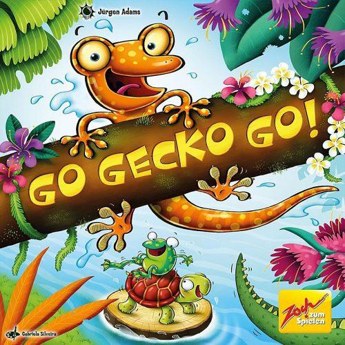 Cover zu Go Gecko Go!