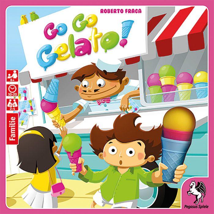 Schachtel von Go Go Gelato