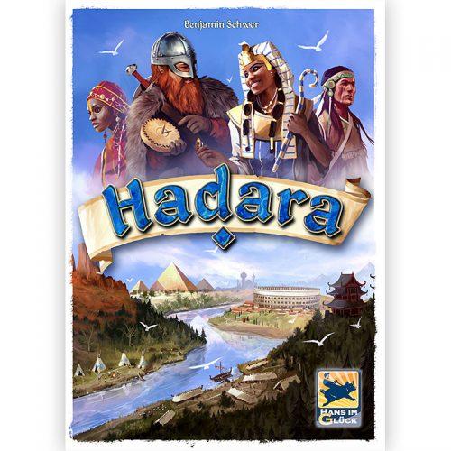 Cover zu Hadara