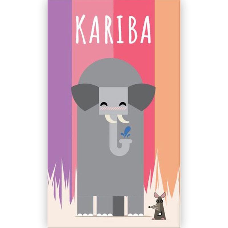 Kariba Schachtelvorderseite