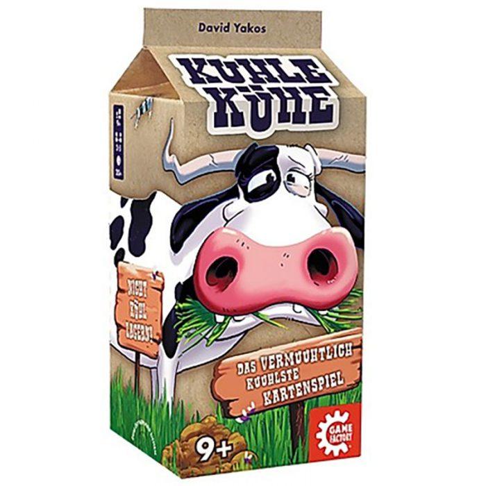 Kuhle Kühe Schachtel