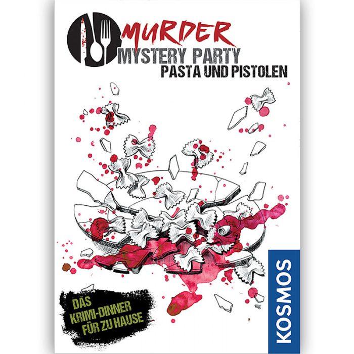 Pasta & Pistolen Cover