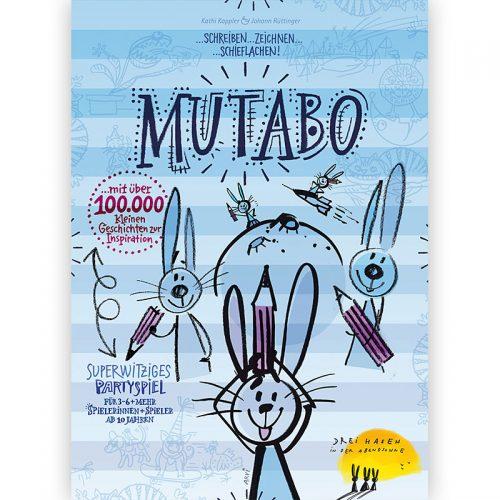 Mutabo Schachtelcover