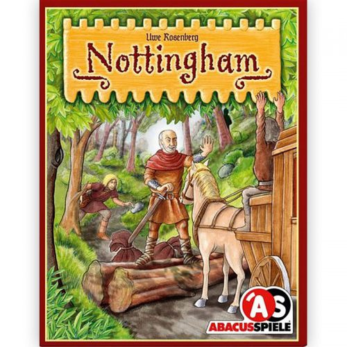 Nottingham Cover
