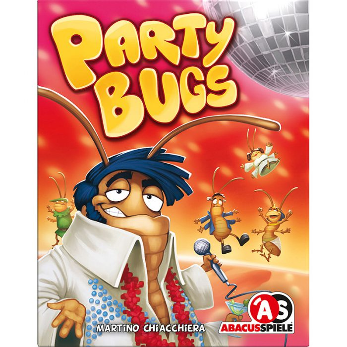 Cover von Party Bugs