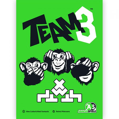 Team 3 Grün Cover