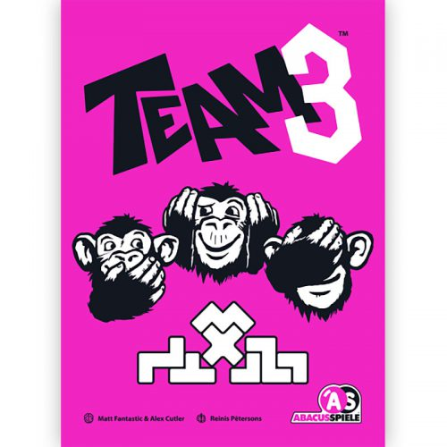 Team3 Pink Cover