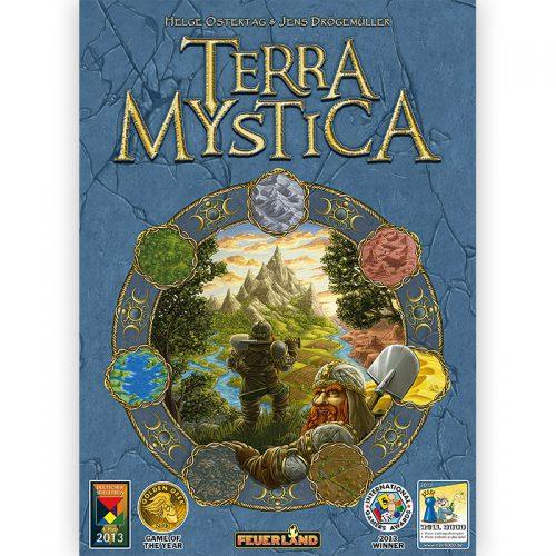 Terra Mystica Schachtel