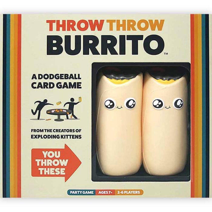 Throw Throw Burrito Schachtelvorderseite