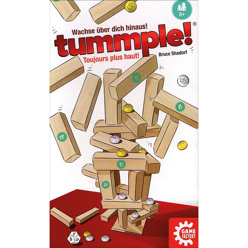 tummple! Schachtel