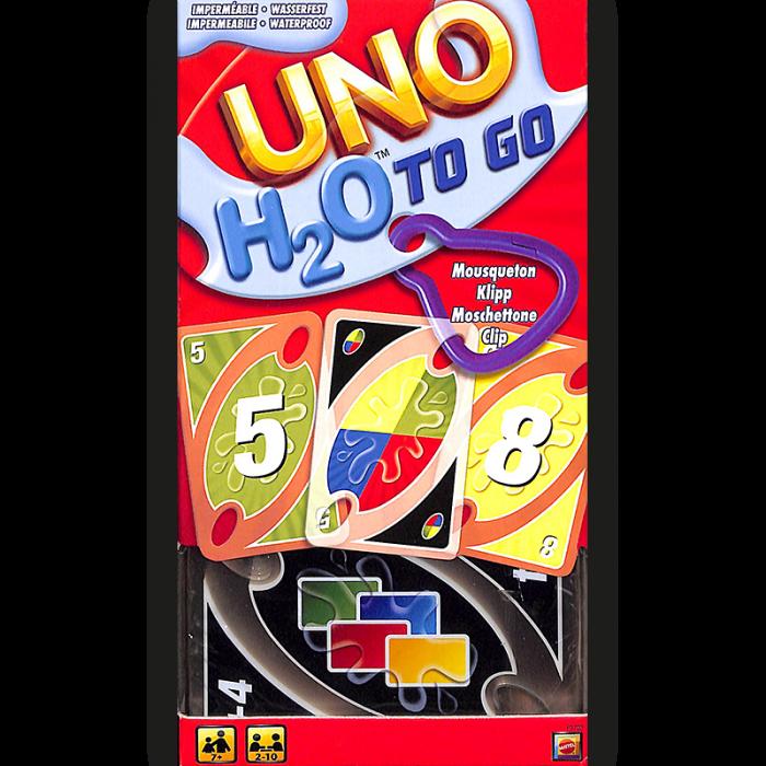 Schachtel UNO H2O
