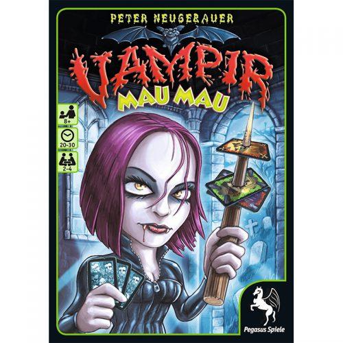 Schachtel von Vampir Mau Mau