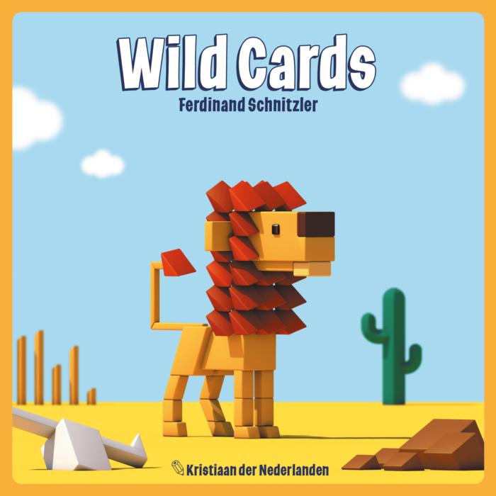 Wild Cards Schachtelvorderseite